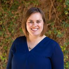 Jessica Hill, Associate Director of Leadership Programs